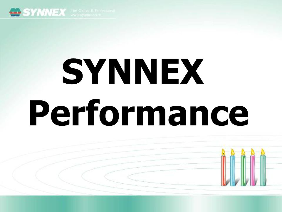 SYNNEX Performance
