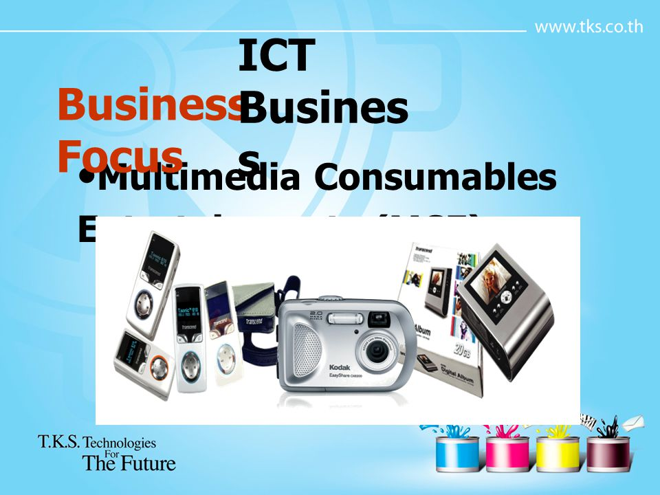 ICT Business Business Focus