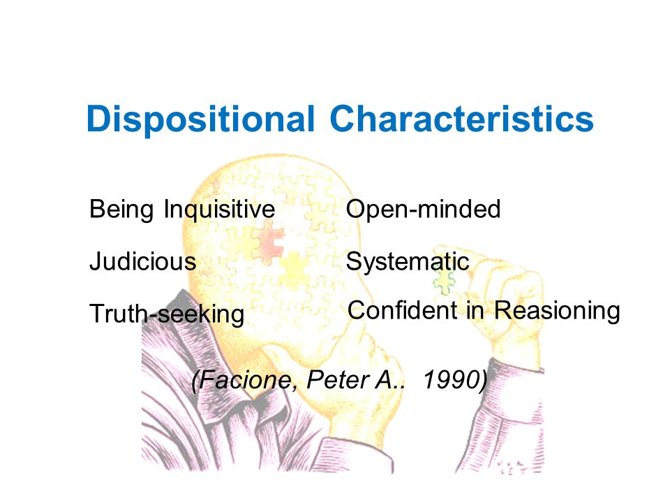 Dispositional Characteristics