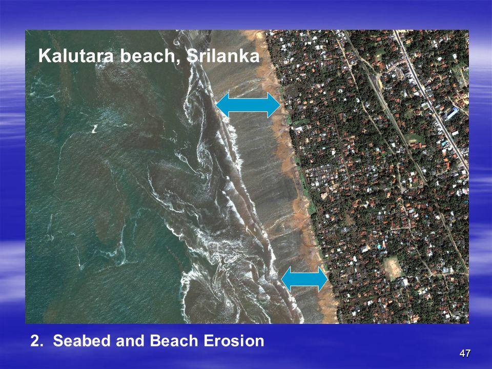 Kalutara beach, Srilanka