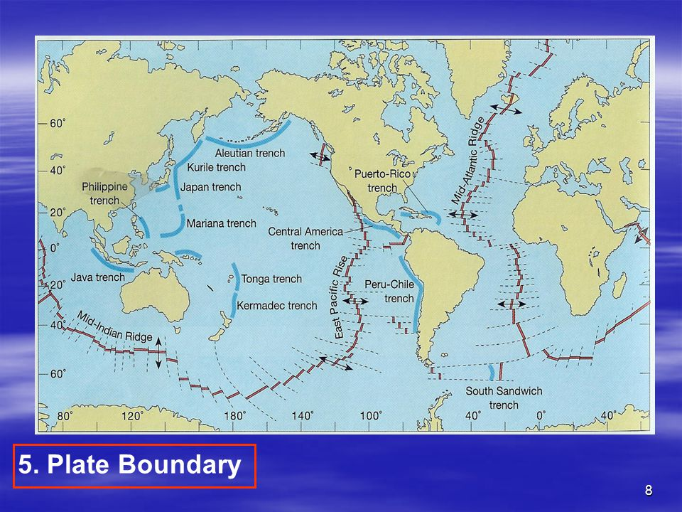 5. Plate Boundary