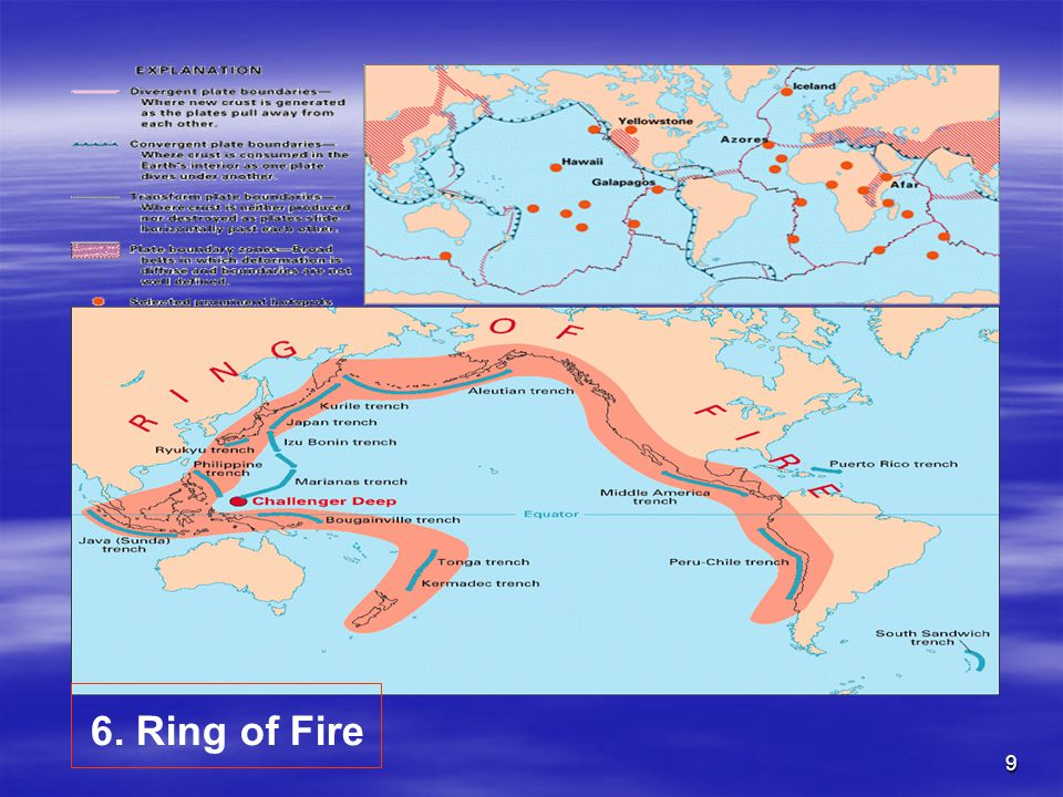 6. Ring of Fire