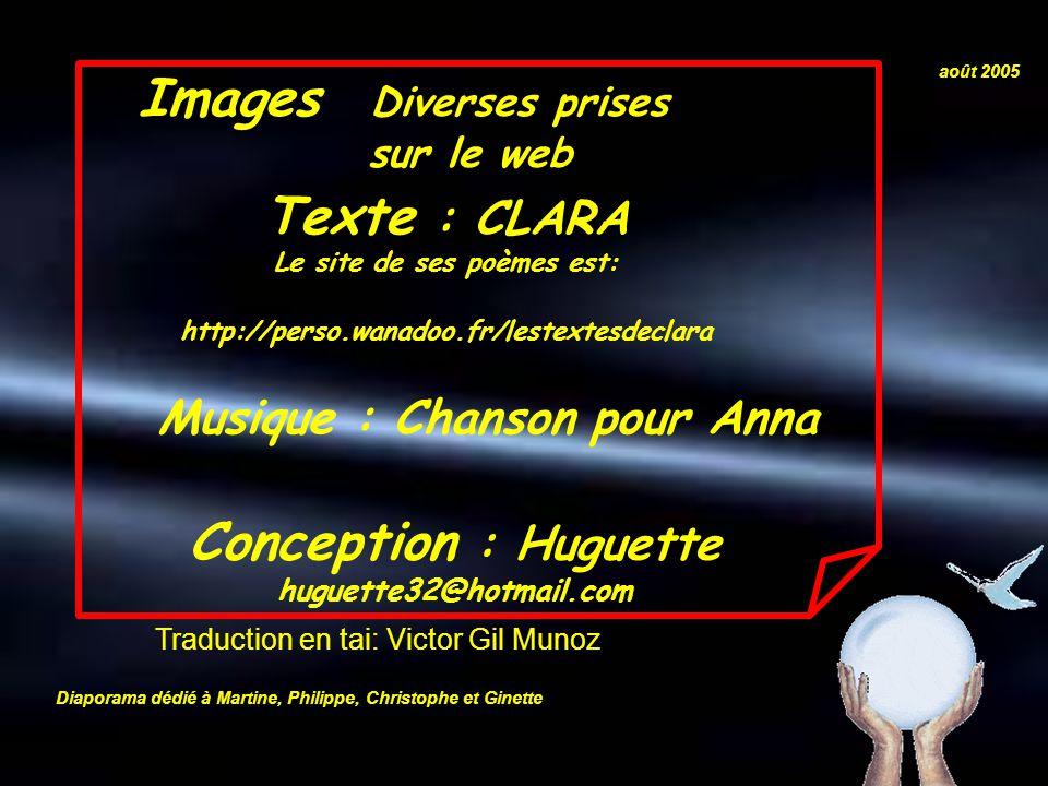 Images Diverses prises sur le web
