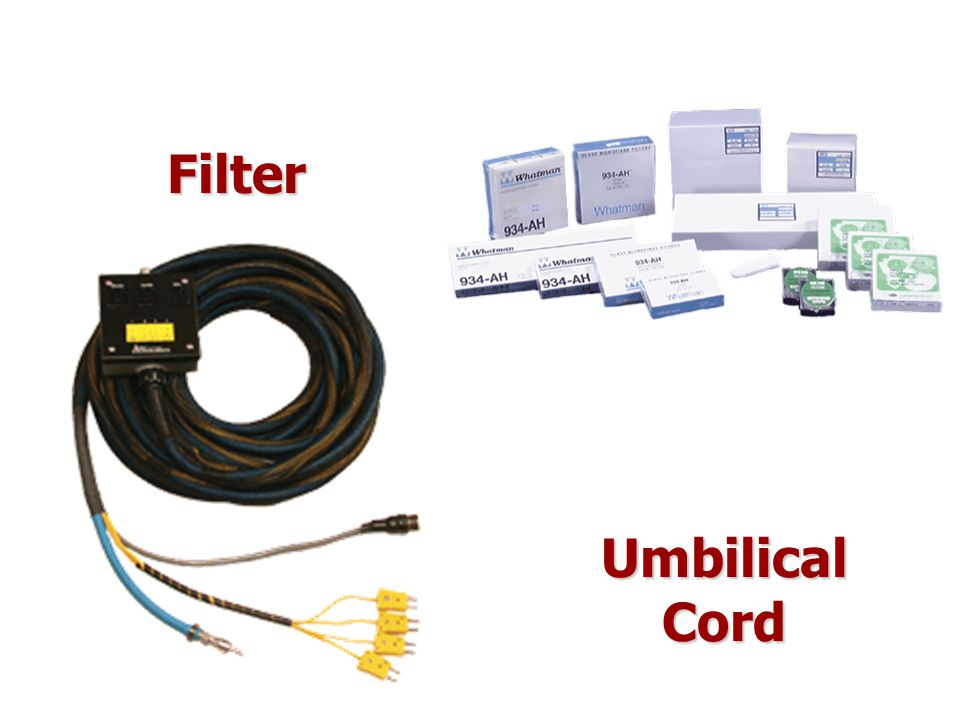 Filter Umbilical Cord