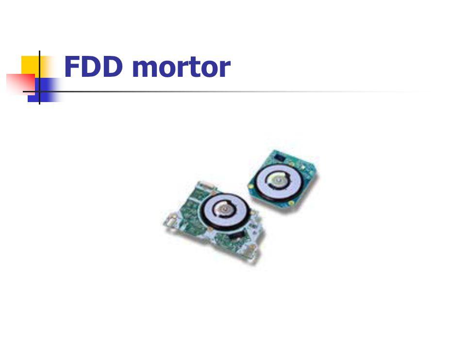 FDD mortor