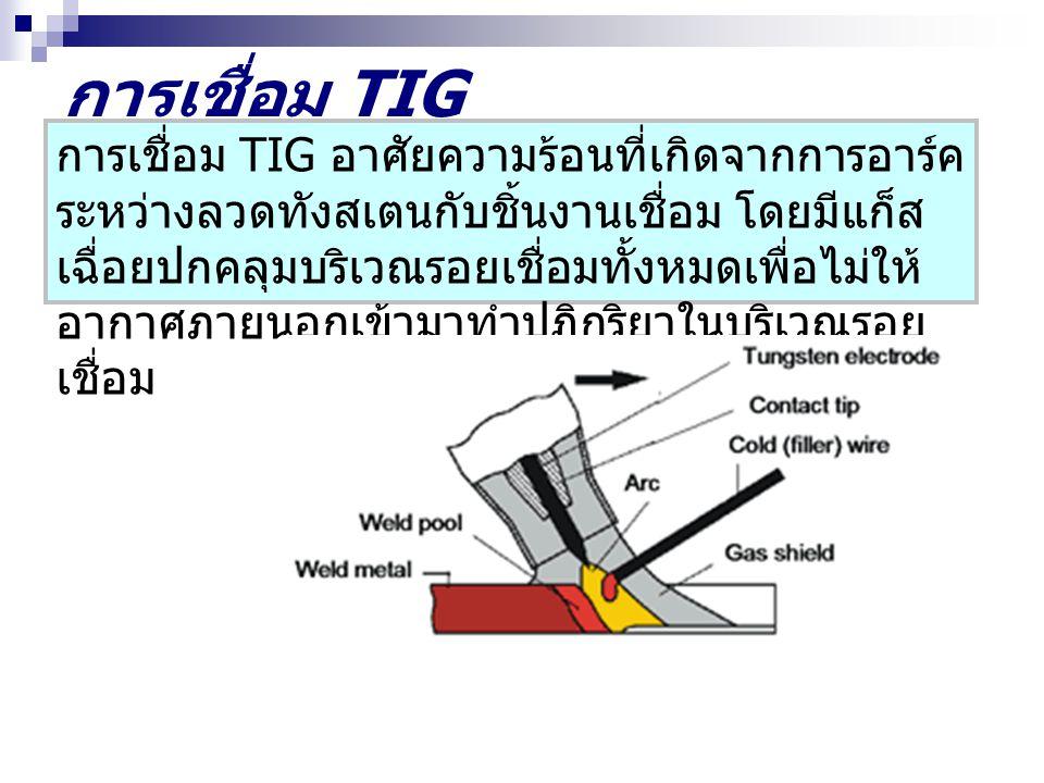 การเชื่อม TIG