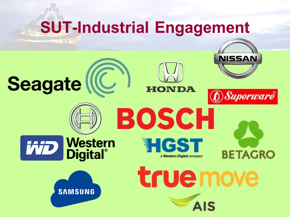 SUT-Industrial Engagement