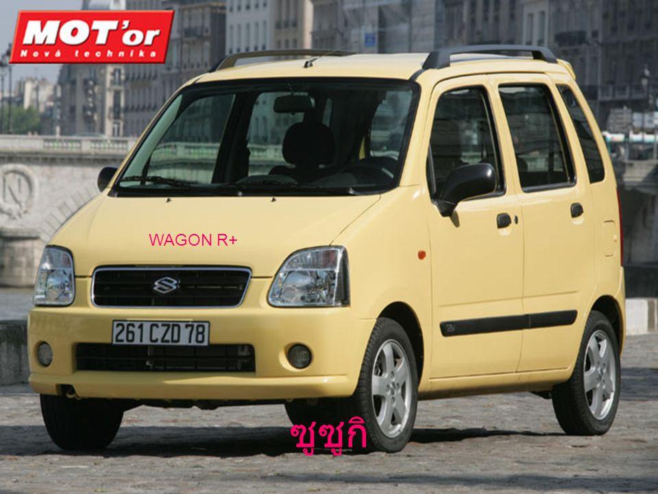 WAGON R+ ซูซูกิ