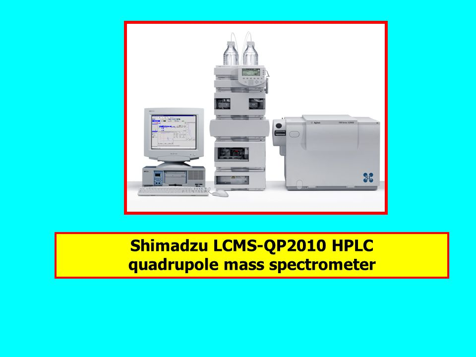 quadrupole mass spectrometer