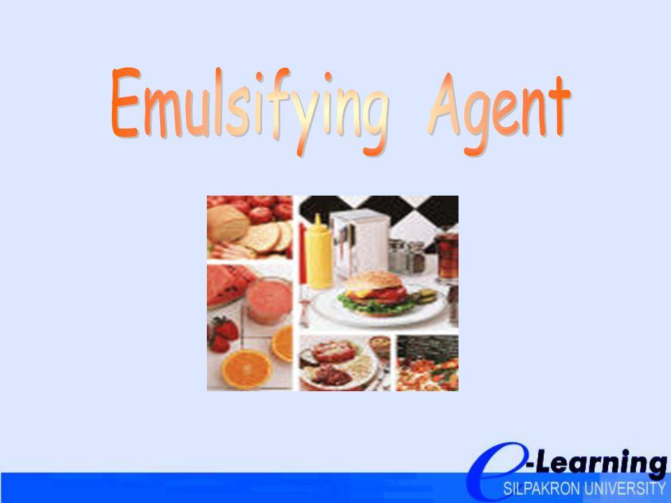Emulsifying Agent