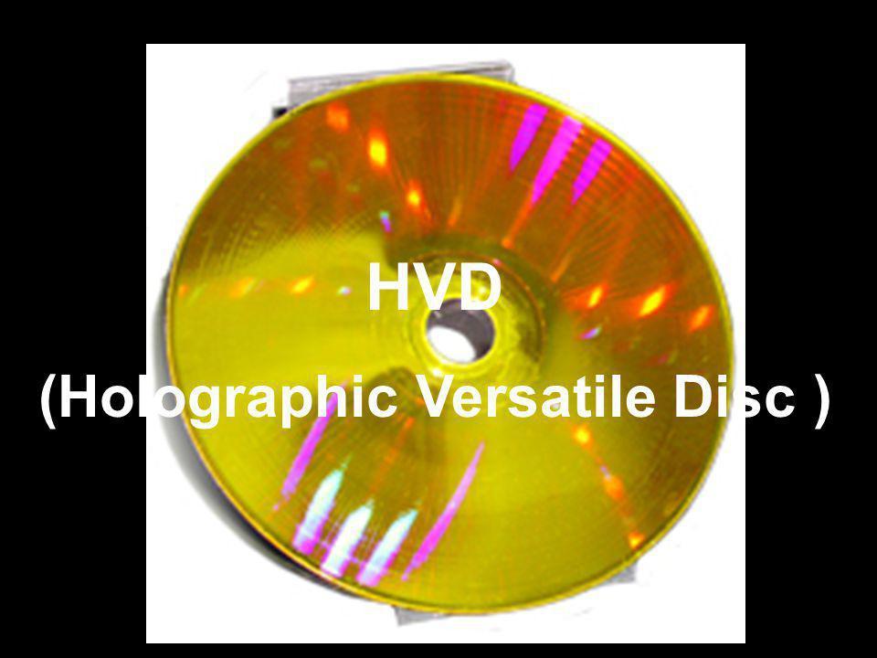 (Holographic Versatile Disc )