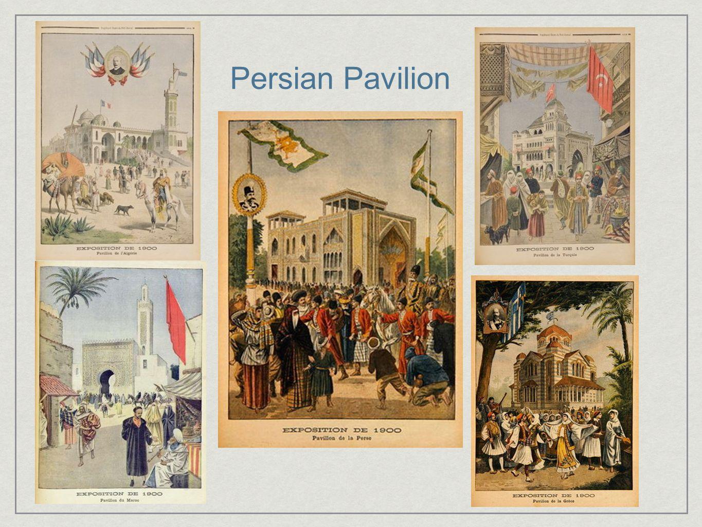 Persian Pavilion