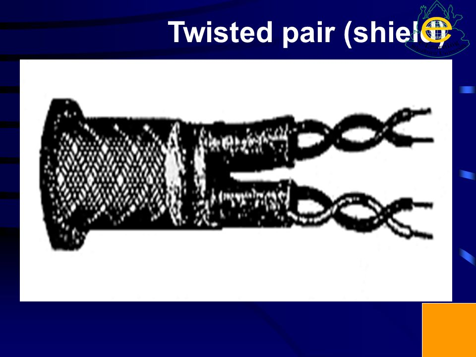 Twisted pair (shield)