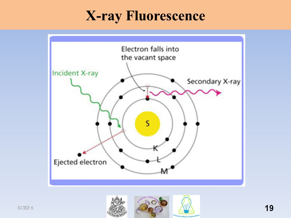 X-ray Fluorescence SURF 6