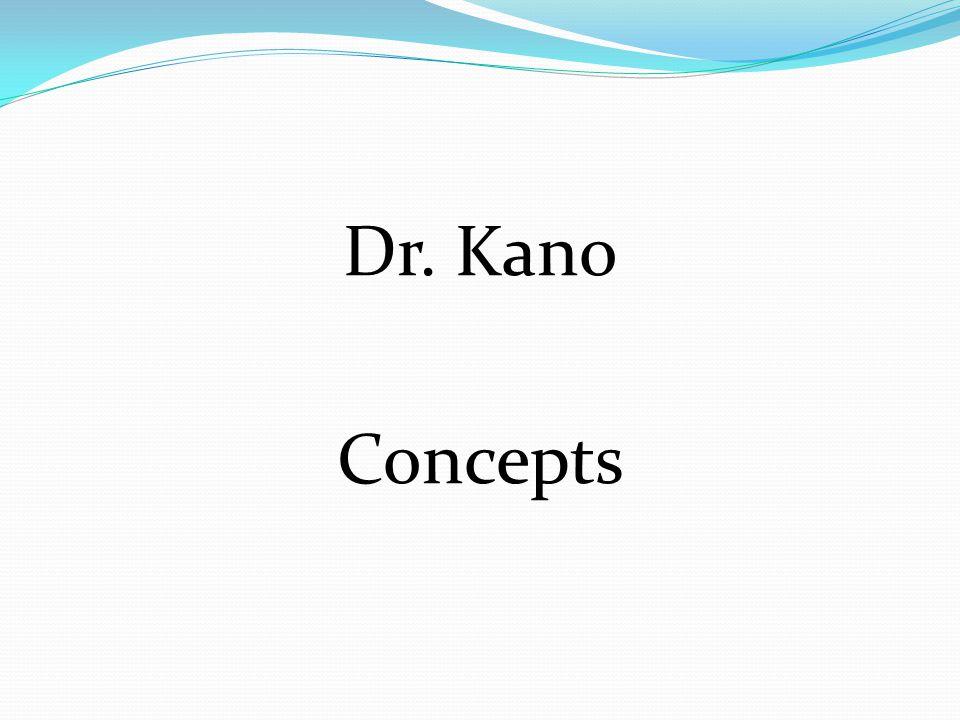Dr. Kano Concepts
