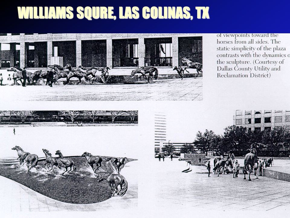 WILLIAMS SQURE, LAS COLINAS, TX