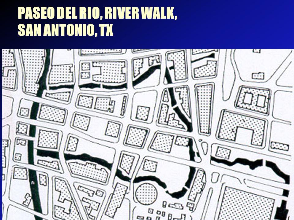 PASEO DEL RIO, RIVER WALK, SAN ANTONIO, TX