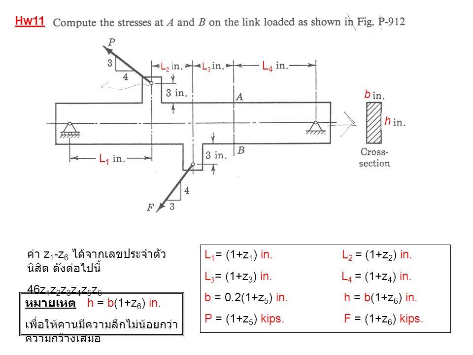 ค่า z1-z6 ได้จากเลขประจำตัวนิสิต ดังต่อไปนี้ 46z1z2z3z4z5z6