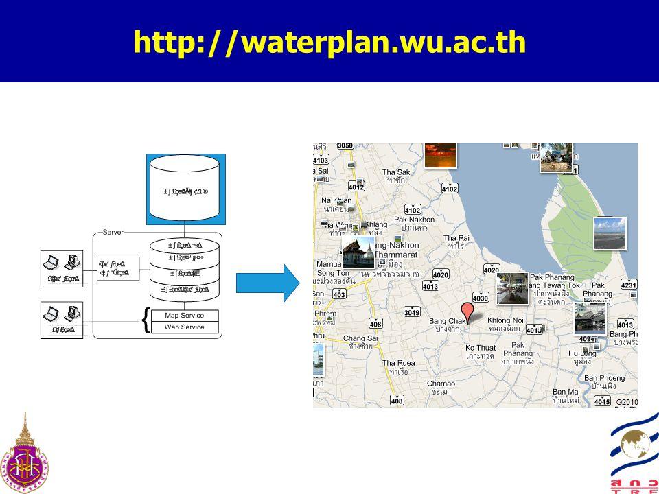 http://waterplan.wu.ac.th
