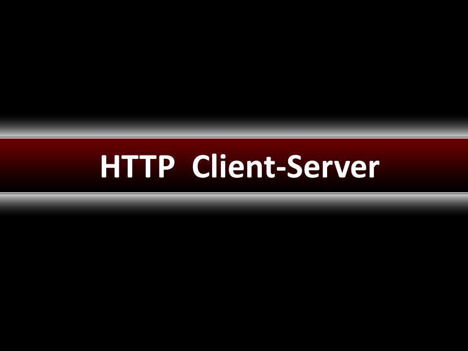 HTTP Client-Server