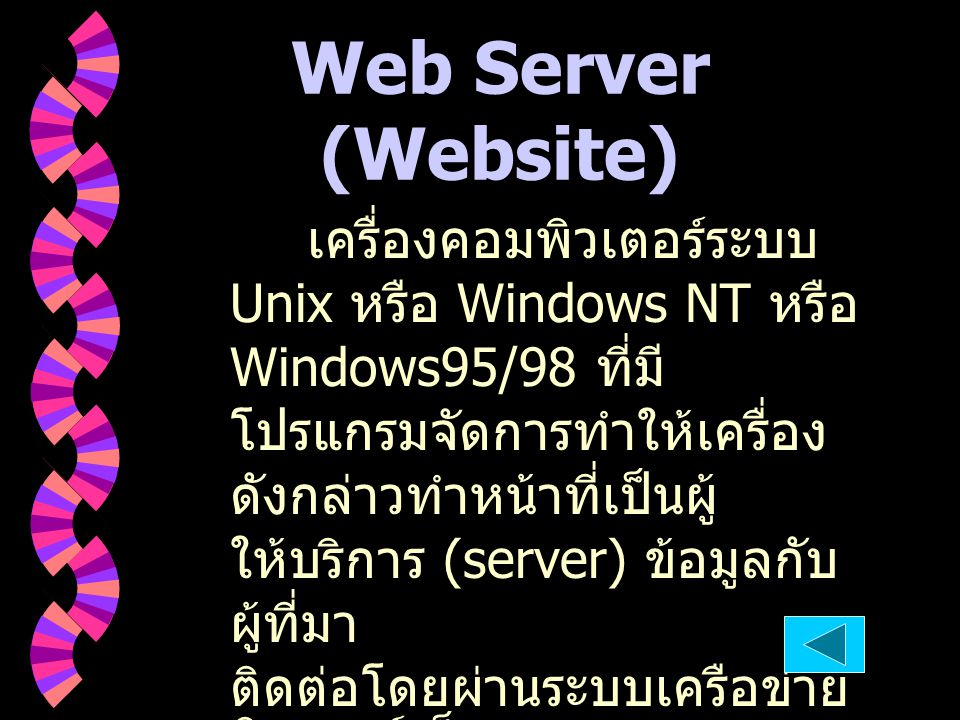 Web Server (Website)