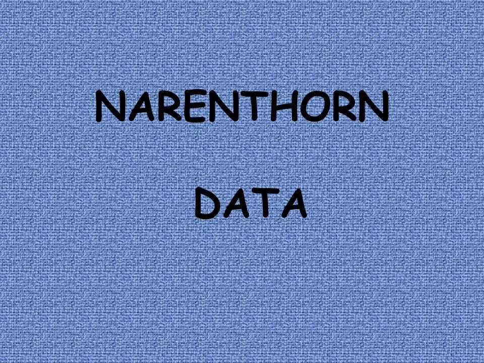 NARENTHORN DATA