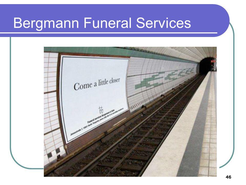 Bergmann Funeral Services