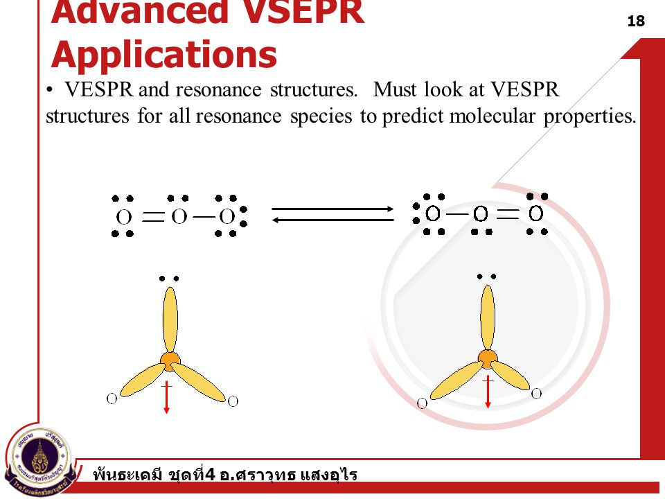 Advanced VSEPR Applications