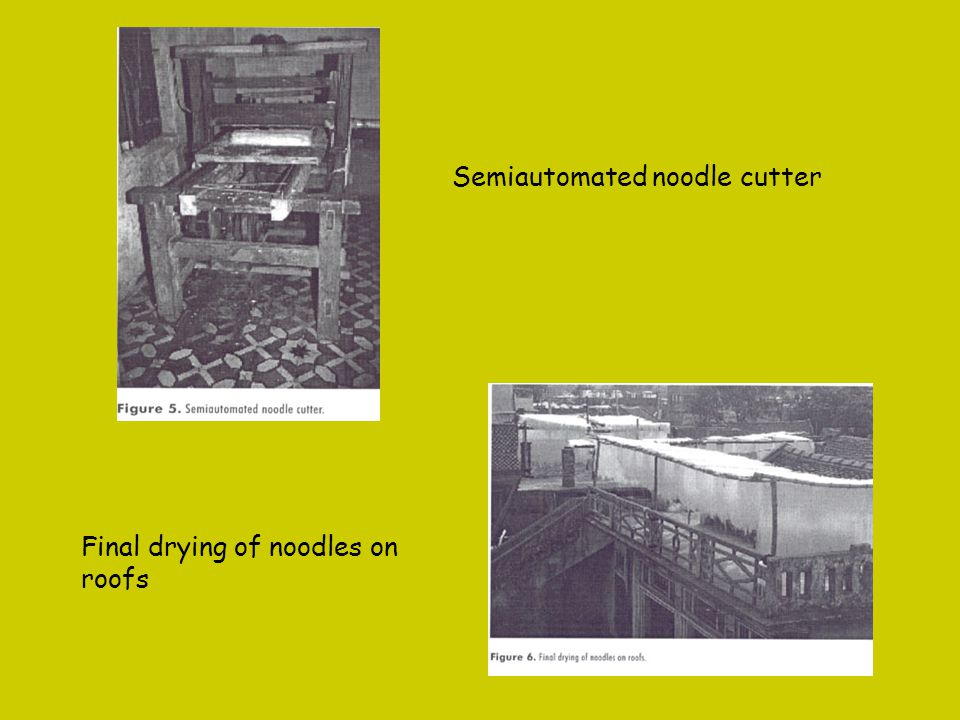 Semiautomated noodle cutter