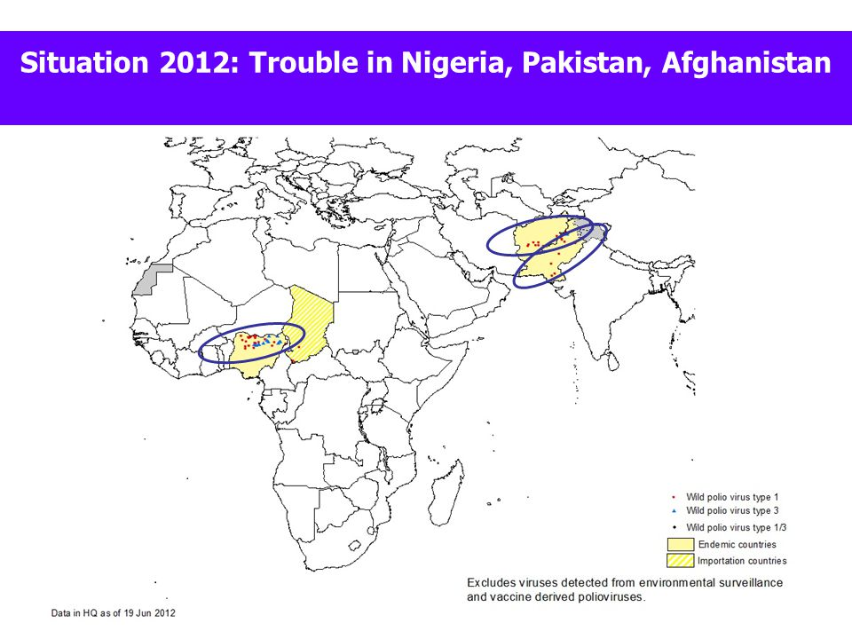 Situation 2012: Trouble in Nigeria, Pakistan, Afghanistan