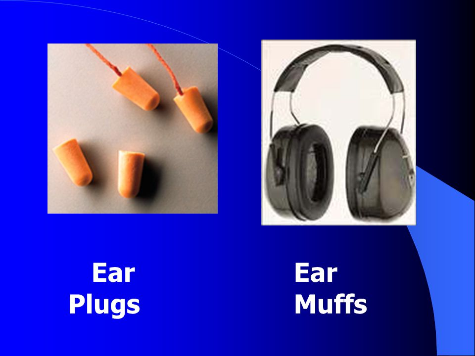 Ear Plugs Ear Muffs
