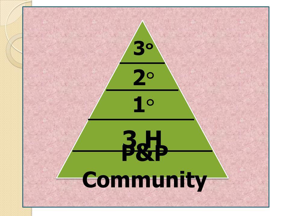 3๐ 2๐ 1๐ 3 H P&P Community