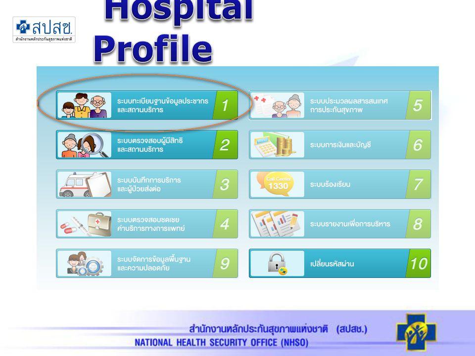 Hospital Profile