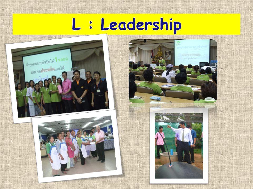 L : Leadership