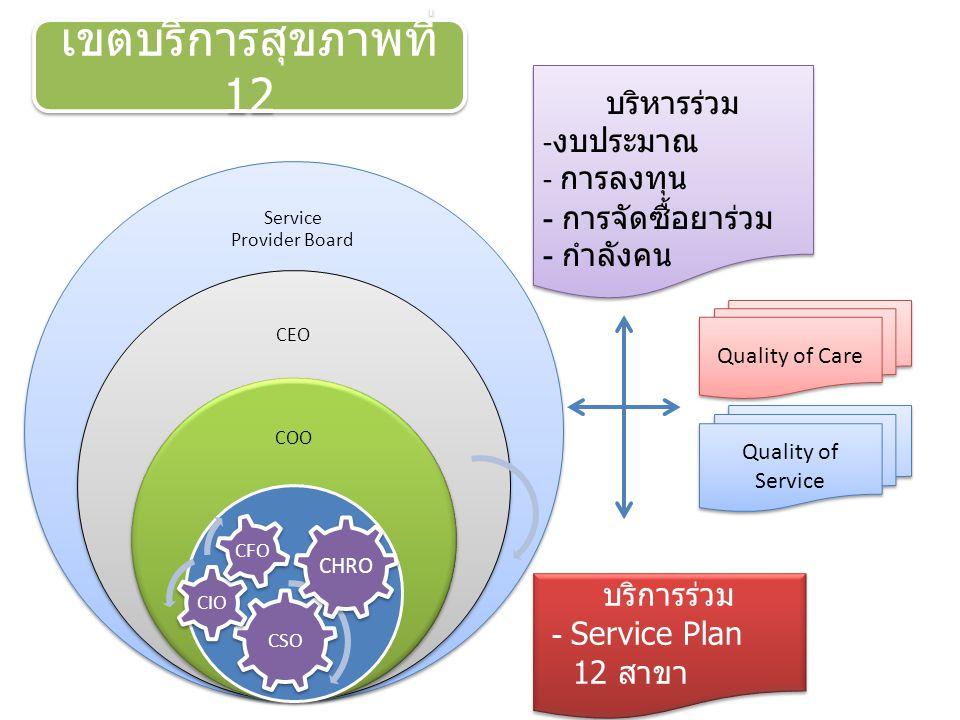 Service Provider Board