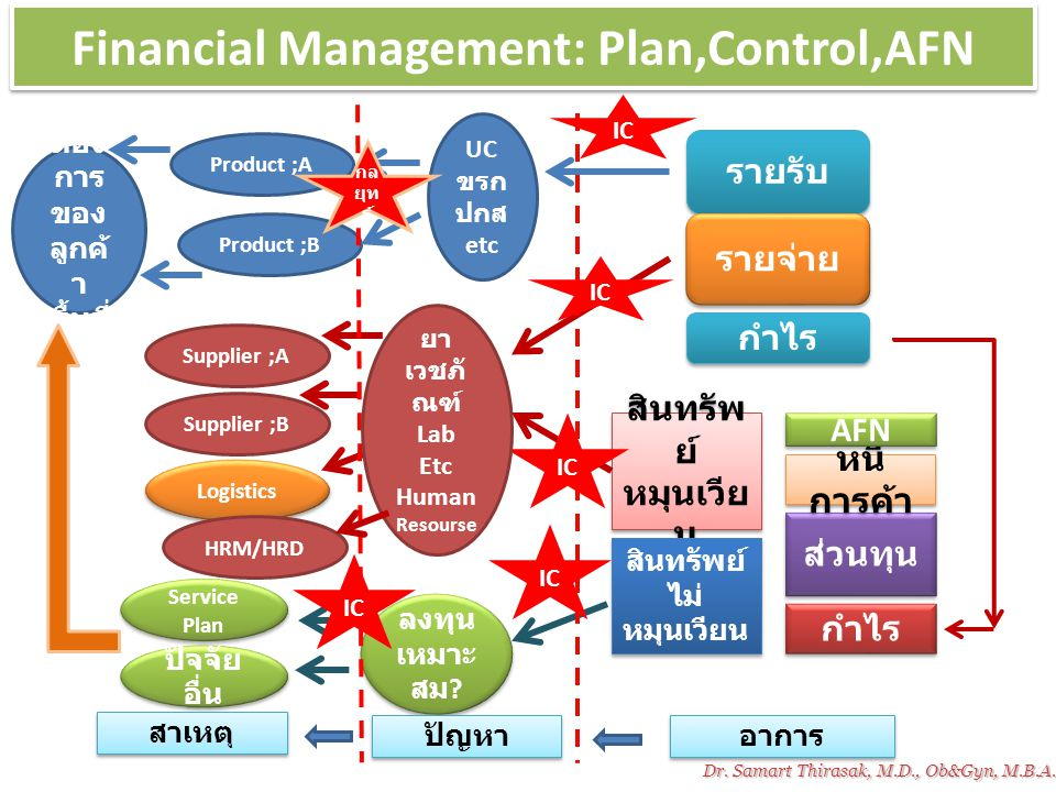 Financial Management: Plan,Control,AFN