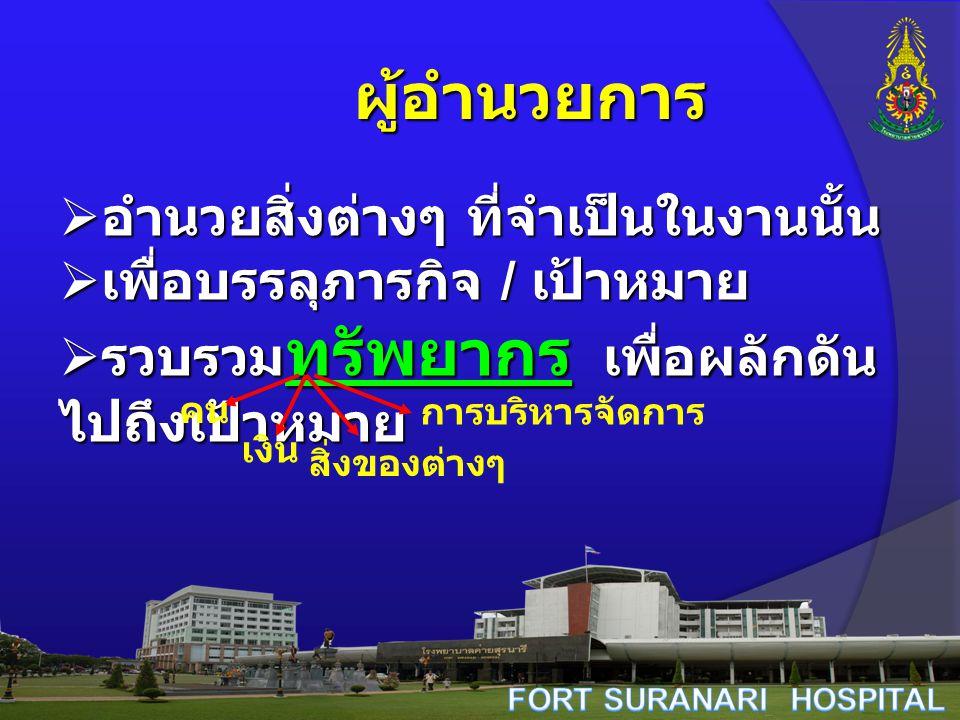 FORT SURANARI HOSPITAL