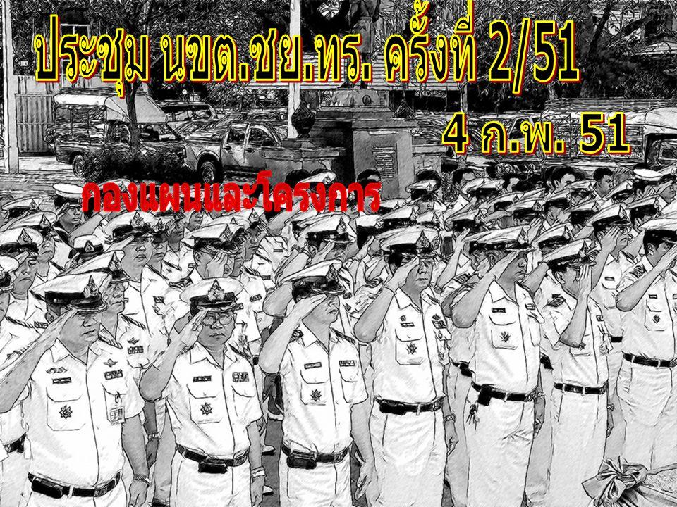 ประชุม นขต.ชย.ทร. ครั้งที่ 2/51