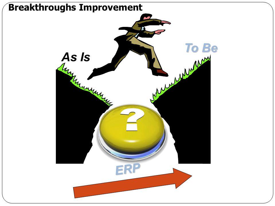 Breakthroughs Improvement