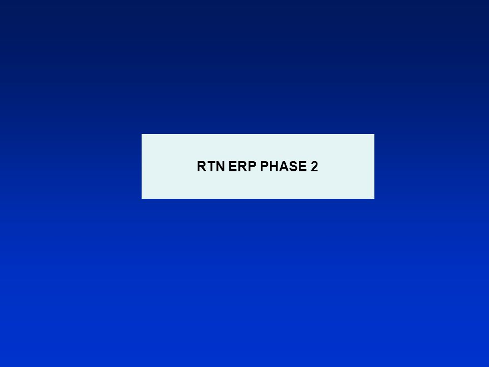 RTN ERP PHASE 2