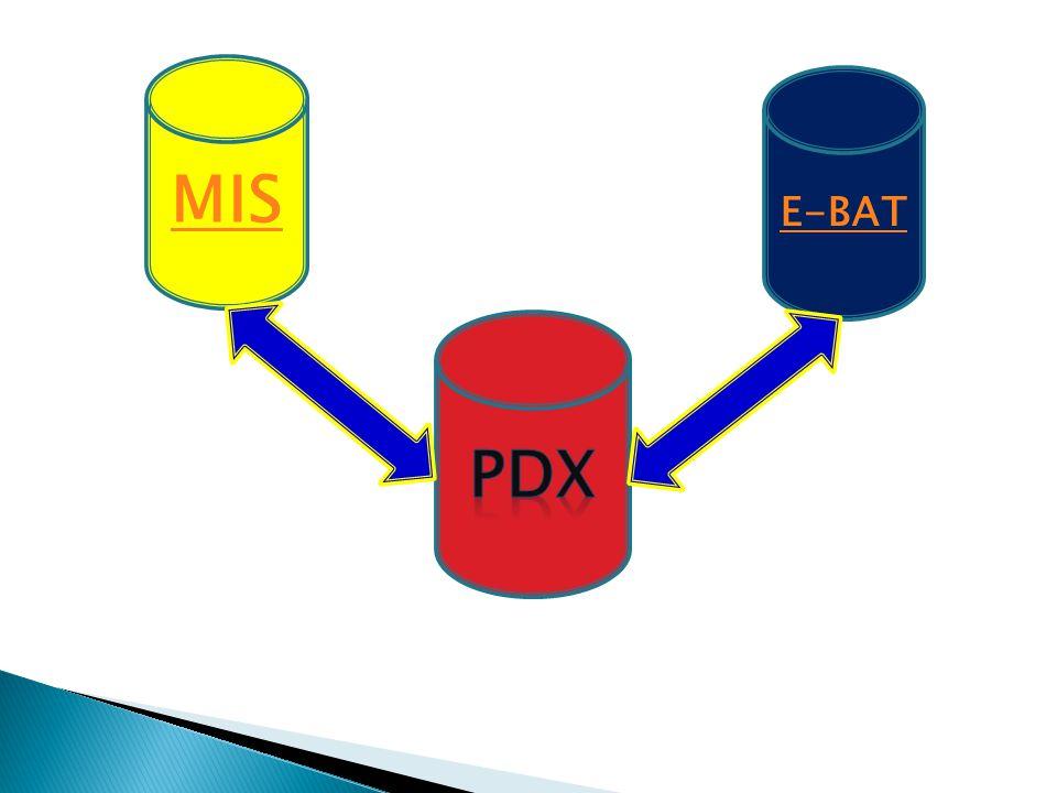 MIS E-BAT PDX