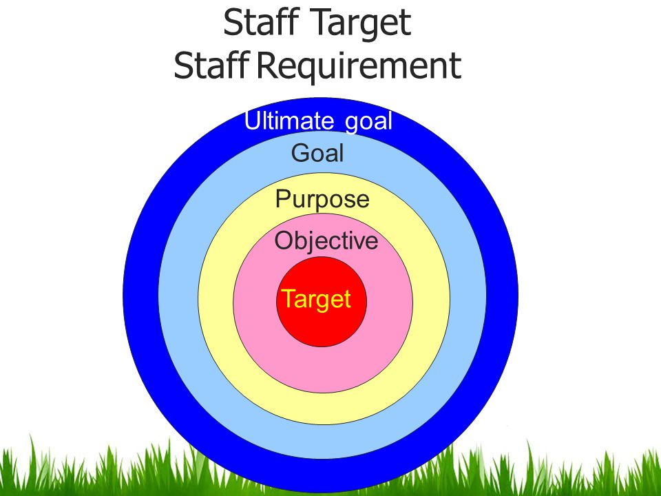 Staff Target Staff Requirement