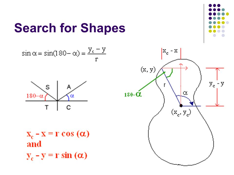 Search for Shapes