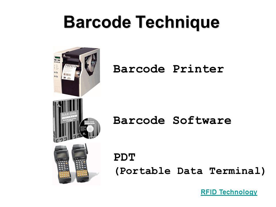 Barcode Technique Barcode Printer Barcode Software PDT