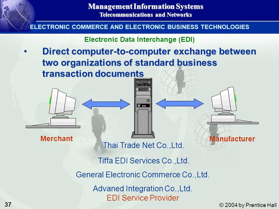 Merchant Manufacturer