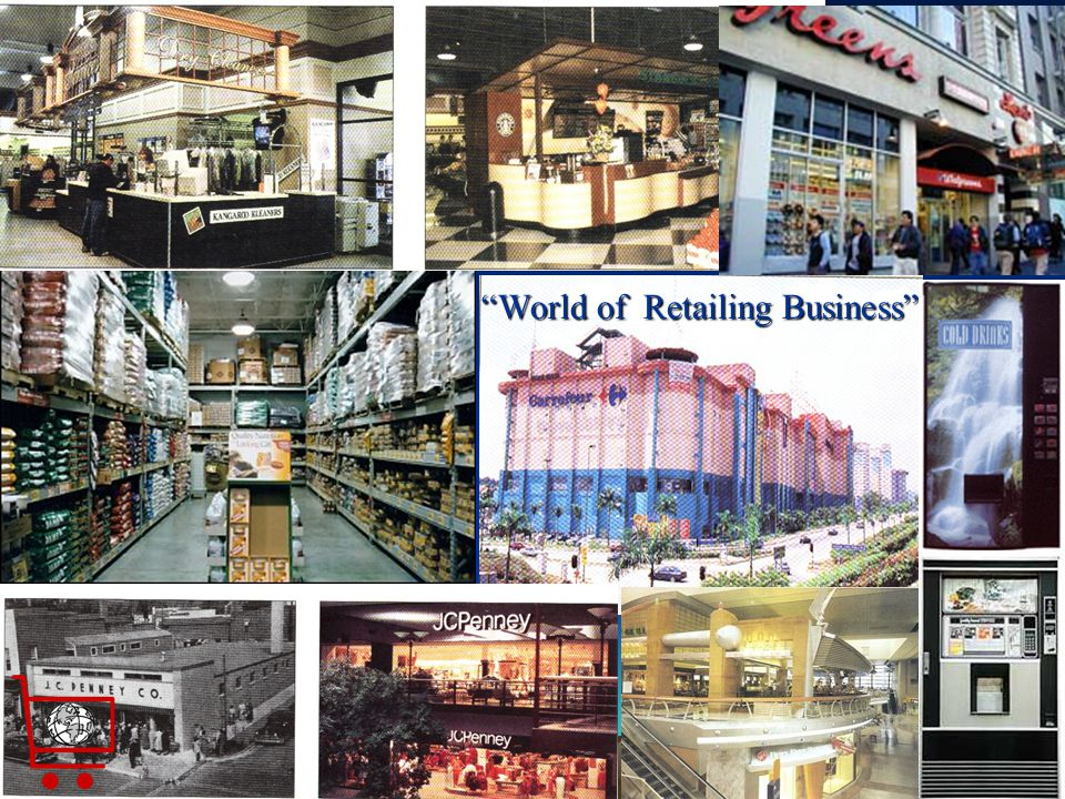 World of Retailing Business