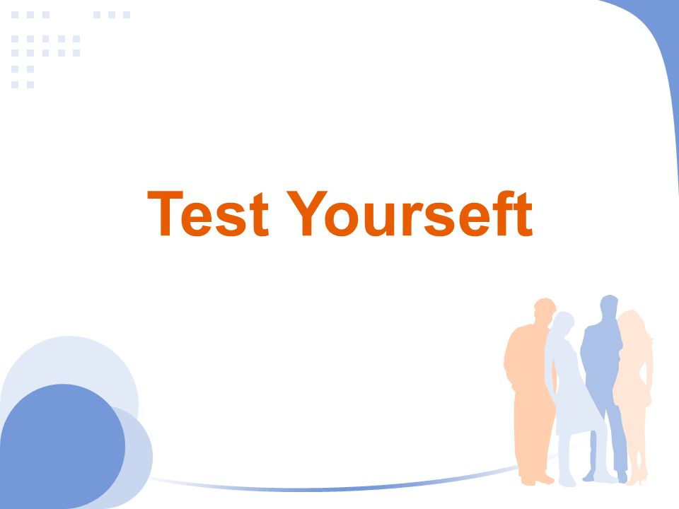 Test Yourseft