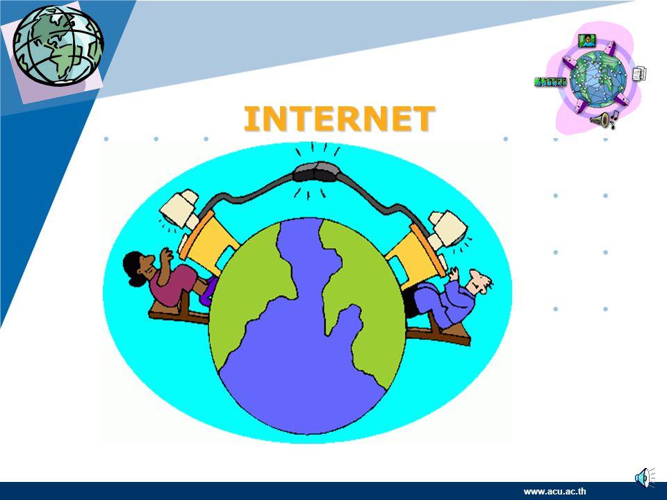 INTERNET www.acu.ac.th