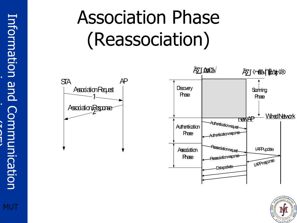 Association Phase (Reassociation)