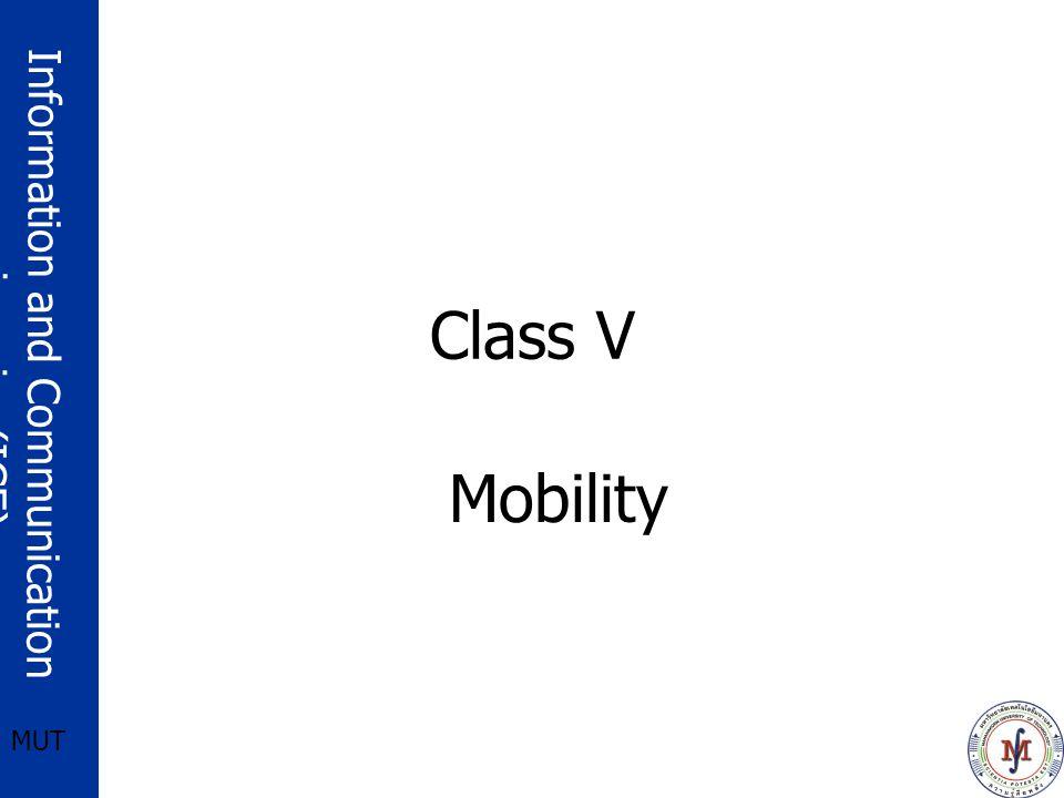Class V Mobility